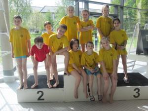 Grundschulschwimmfest 2014