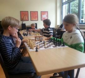 Schachmeisterschaft 2015