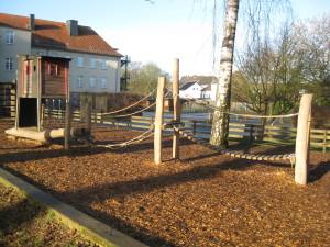 Niedrig-Seil-Garten MG2